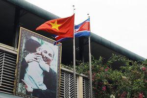 Trường mẫu giáo Việt - Triều độc đáo ở Hà Nội