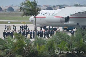 Yonhap: Khoảng 100 vệ sỹ của ông Kim Jong Un đã tới Hà Nội
