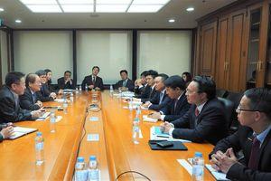 Lãnh đạo Petrovietnam thăm và làm việc với các đối tác Hàn Quốc