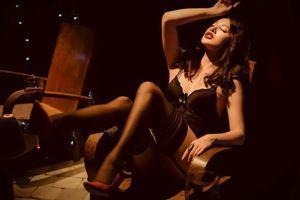 Sexy nghẹt thở, Yaya Trương Nhi hóa thành đả nữ trong 'Giải cứu trùm cuối'