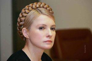 Bà Tymoshenko tuyên bố TT Poroshenko 'không có cửa' vào vòng 2 bầu cử Tổng thống
