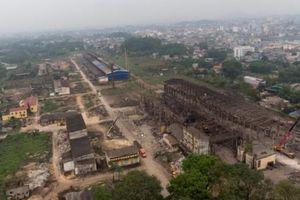 Vụ nhà máy thép Gia Sàng biến thành shophouse: Thái Nguyên báo cáo gì với Thủ tướng?