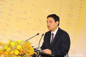 Thủ tướng Nguyễn Xuân Phúc: Cần phát huy phẩm chất tài hoa con người xứ Nghệ