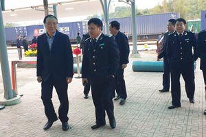 Hải quan Lạng Sơn phối hợp đảm bảo an ninh đón đoàn Chủ tịch Triều Tiên Kim Jong- un
