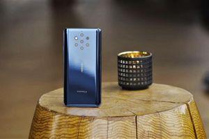 Nokia 9 PureView ra mắt: 5 camera sau giá 699 USD