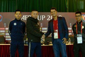 Vắng Đình Trọng, Bùi Tiến Dũng, HLV vẫn đặt mục tiêu Hà Nội FC thắng ở AFC Cup 2019