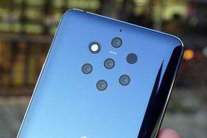 Điện thoại Nokia 9 PureView với năm camera chính thức ra mắt