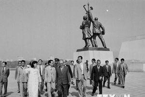 Chuyến thăm Triều Tiên của Chủ tịch Hội đồng Nhà nước Võ Chí Công