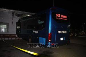 Xe khách tông nhà chờ tại Cà Mau: Phụ xe có nồng độ cồn cao