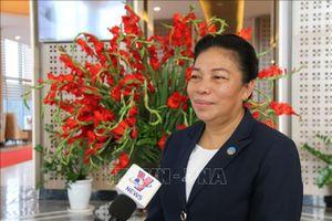 Trưởng ban Đối ngoại Trung ương Đảng NDCM Lào: Tình đoàn kết đặc biệt và hữu nghị vĩ đại Việt Nam-Lào