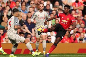 Chấm điểm trận M.U 0-0 Liverpool: Vinh danh Pogba