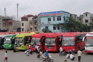 Bến xe từ chối phục vụ doanh nghiệp vận tải có xe khách vi phạm