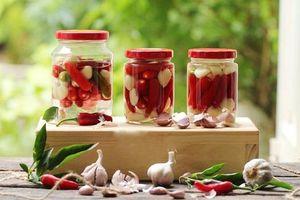 Giới thiệu 3 món ăn từ tỏi trị nhiều bệnh