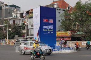 Hội nghị Thượng đỉnh Hoa Kỳ - Triều Tiên lần 2: Miễn phí xe buýt cho phóng viên phục vụ