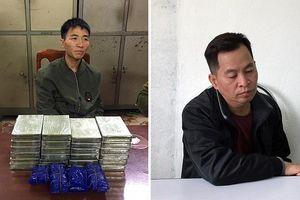 Cao Bằng: Chặn đứng vụ vận chuyển 24 bánh Heroin cùng 6000 viên ma túy