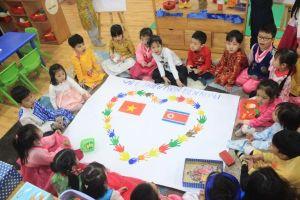 Ngôi trường biểu tượng cho tình hữu nghị giữa nhân dân Việt Nam và nhân dân Triều Tiên