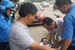 Hà Nội xử nghiêm vi phạm giao thông phục vụ Hội nghị Mỹ - Triều