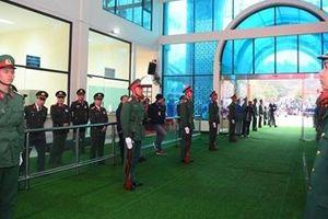 Ga Đồng Đăng sẵn sàng đón tàu của Chủ tịch Triều Tiên Kim Jong-un
