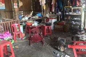 Vụ nổ khiến 4 người bị thương nặng ở Đắk Lắk có thể do mìn