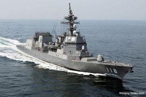 Khám phá sức mạnh tàu khu trục mạnh nhất của Nhật Bản