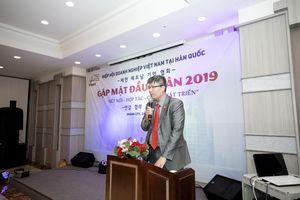 Hiệp hội Doanh nghiệp Việt Nam tại Hàn Quốc tổ chức 'Gặp gỡ đầu xuân'