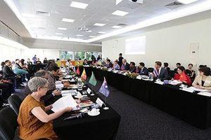 Hội nghị Giám đốc Thư viện Quốc gia các nước Châu Á - Châu Đại Dương tại Singapore