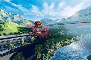 Cầu kính 5D đầu tiên ở Việt Nam sắp khánh thành tại Mộc Châu