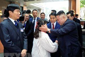 Hành trình đoàn xe chở Chủ tịch Triều Tiên Kim Jong-un từ Lạng Sơn về Hà Nội