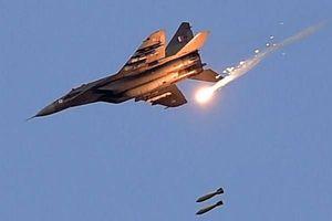 Không quân Ấn Độ dội bom phá hủy Trại khủng bố nằm trên Đường kiểm soát ở Kashmir