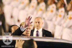 Toàn bộ hành trình Tổng thống Mỹ Donald Trump đến Hà Nội dự hội nghị thượng đỉnh Mỹ - Triều