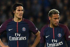 Neymar vắng mặt, Cavani sẽ ra sân ở trận gặp MU tại Champions League
