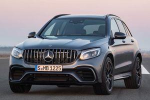 Mercedes-Benz triệu hồi nhiều xe vừa xuất kho vì thiếu an toàn