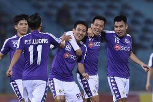 Bộ khung tuyển Việt Nam tỏa sáng, CLB Hà Nội thắng Nagaworld 10-0