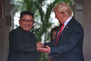 Ông Trump và ông Kim sẽ gặp mặt ít nhất 5 lần tại Hà Nội