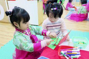 Ngôi trường biểu tượng cho tình hữu nghị Việt Nam - Triều Tiên