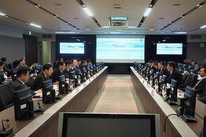 Chủ tịch PVN thăm và làm việc với các đối tác Hàn Quốc