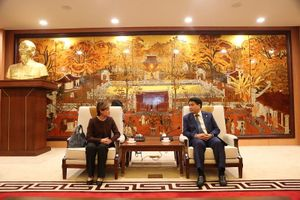 Hà Nội - Singapore: Tiềm năng hợp tác rộng mở trên nhiều lĩnh vực