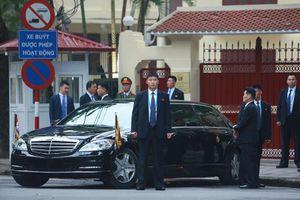 Cận cảnh đội vệ sĩ của nhà lãnh đạo Kim Jong-un tại Hội nghị Thượng đỉnh Mỹ - Triều