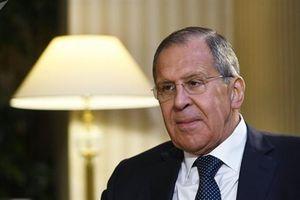 Ông Lavrov đến TP.HCM bàn hợp tác trong thế giới biến động