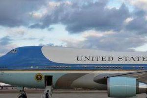 Chi phí 'khủng' vận hành chuyên cơ Không lực Một chở Tổng thống Mỹ
