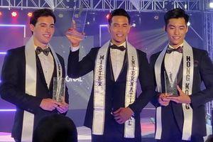 Trịnh Bảo xuất sắc đăng quang Mr International 2019