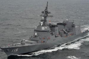 Cận cảnh tàu khu trục Nhật khiến Trung Quốc phải thèm thuồng