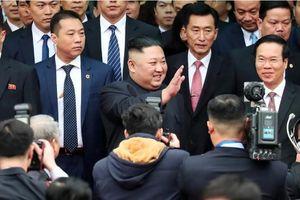 Sự kiện Chủ tịch Kim Jong-un tới Việt Nam ngập tràn trên báo quốc tế