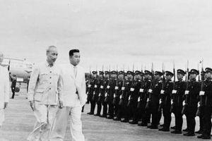 Việt Nam - Triều Tiên: 69 năm- những ân tình...