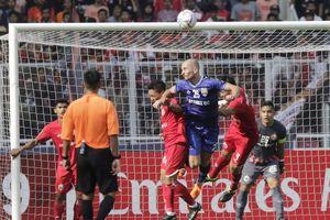 B.Bình Dương 0-0 Persija Jakarta: 1 điểm giữa 'chảo lửa' Bung Karno tại AFC Cup