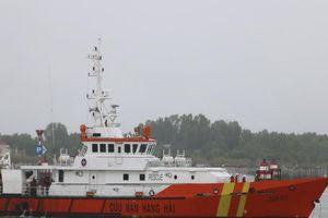 Tàu dịch vụ dầu khí va chạm tàu cá, 15 ngư dân bị nạn