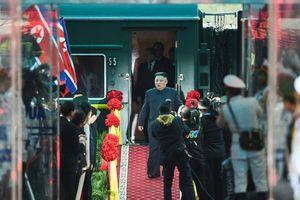 New Strait Times: 'Chủ tịch Kim Jong Un được chào đón bằng thảm đỏ'