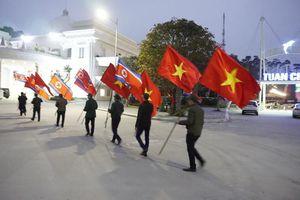 Tuần Châu lung linh chờ đón nhà lãnh đạo Triều Tiên Kim Jong Un
