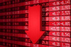 Ồ ạt bán tháo, hàng loạt cổ phiếu bluechips mất giá