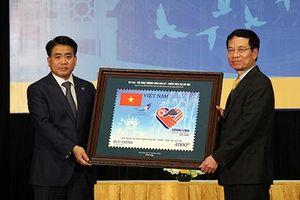 Việt Nam phát hành bộ tem đặc biệt chào mừng Hội nghị thượng đỉnh Mỹ - Triều